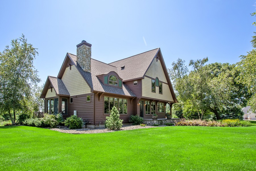 Real Estate Photography - 1289 Paris Ave North, Stillwater, MN, 55082 - Side View
