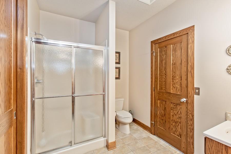 Real Estate Photography - 1289 Paris Ave North, Stillwater, MN, 55082 - Bathroom