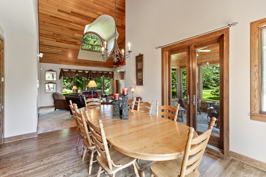 Real Estate Photography - 1289 Paris Ave North, Stillwater, MN, 55082 - Living Room/Dining Room