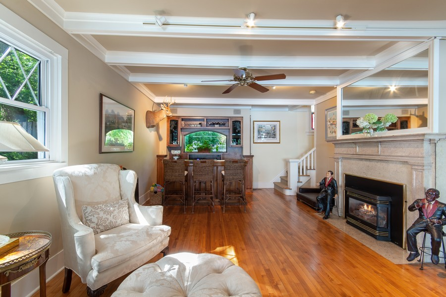 Real Estate Photography - 339 Wildwood Avenue, Birchwood, MN, 55115 - Living Room