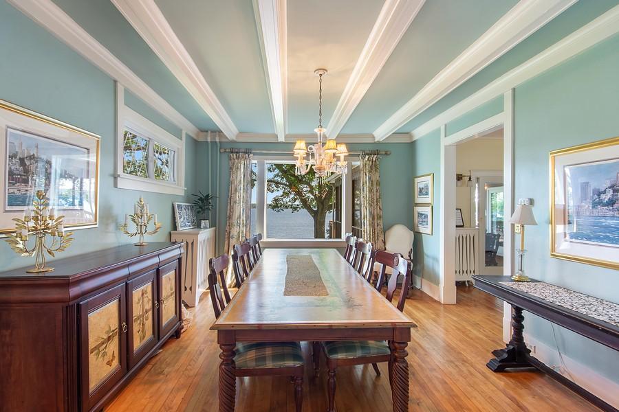 Real Estate Photography - 339 Wildwood Avenue, Birchwood, MN, 55115 - Dining Room