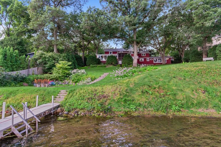 Real Estate Photography - 339 Wildwood Avenue, Birchwood, MN, 55115 - Back Yard