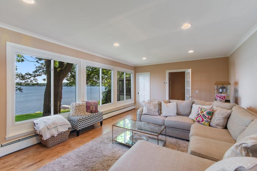 Real Estate Photography - 339 Wildwood Avenue, Birchwood, MN, 55115 - Family Room