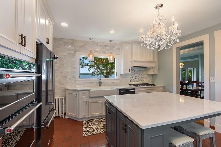 Real Estate Photography - 339 Wildwood Avenue, Birchwood, MN, 55115 - Kitchen