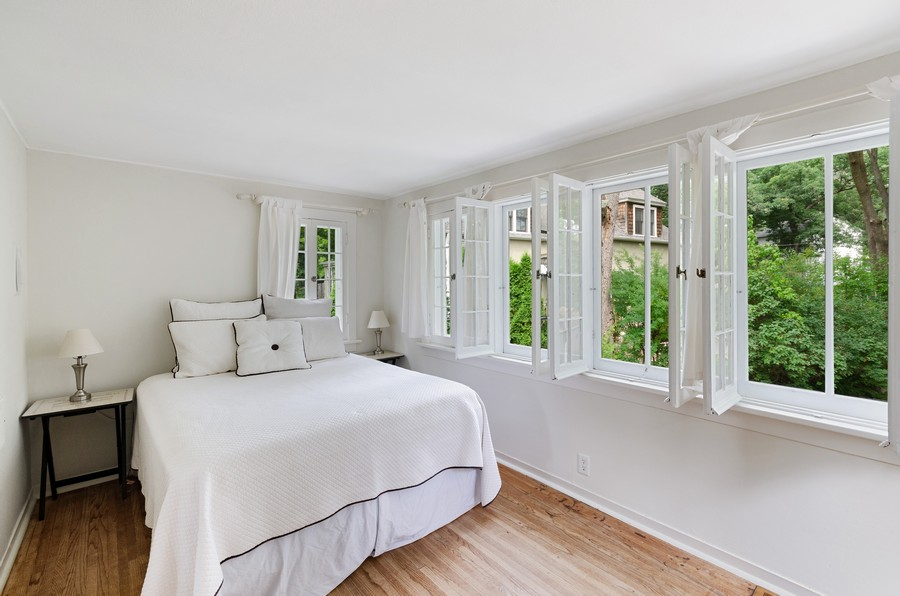 Real Estate Photography - 70 Pine St., Mahtomedi, MN, 55110 - Master Bedroom