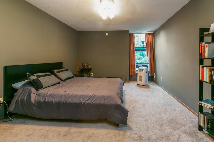 Real Estate Photography - 4530 Park Commons Dr, Unit 320, St Louis Park, MN, 55416 - Bedroom