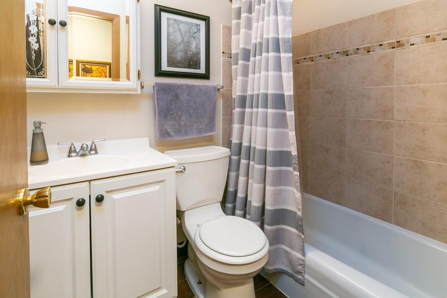 Real Estate Photography - 4530 Park Commons Dr, Unit 320, St Louis Park, MN, 55416 - Bathroom