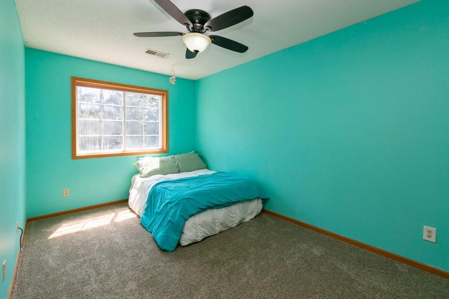 Real Estate Photography - 13212 Aberdeen St NE, Blaine, MN, 55449 - 2nd Bedroom on Upper Level