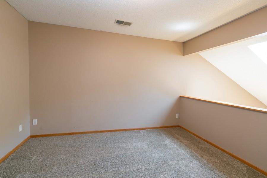 Real Estate Photography - 13212 Aberdeen St NE, Blaine, MN, 55449 - Upper Level Loft