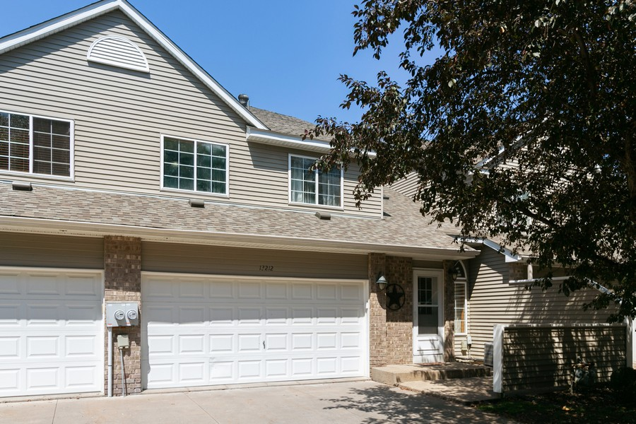 Real Estate Photography - 13212 Aberdeen St NE, Blaine, MN, 55449 - Welcome!