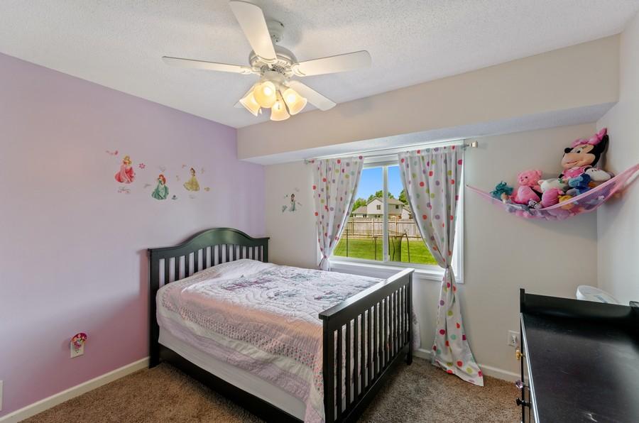 Real Estate Photography - 12494 Davenport Street NE, Blaine, MN, 55449 - Bedroom
