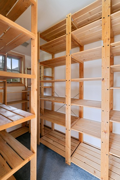 Real Estate Photography - 5333 Fremont Ave S, Minneapolis, MN, 55409 - Large Storage closet off of Loft