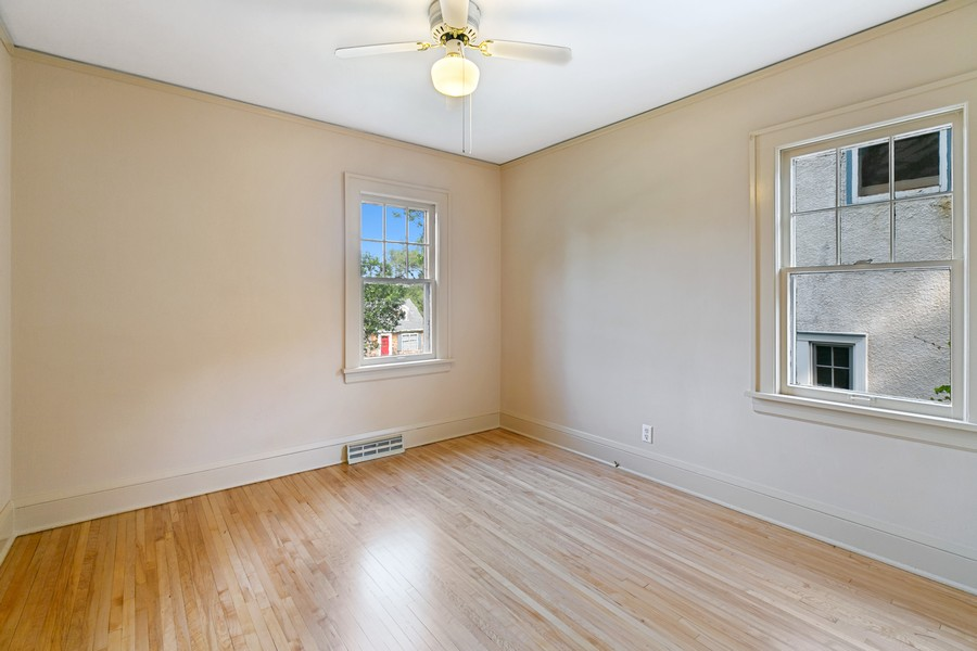 Real Estate Photography - 5333 Fremont Ave S, Minneapolis, MN, 55409 - Main Floor Bedroom #2