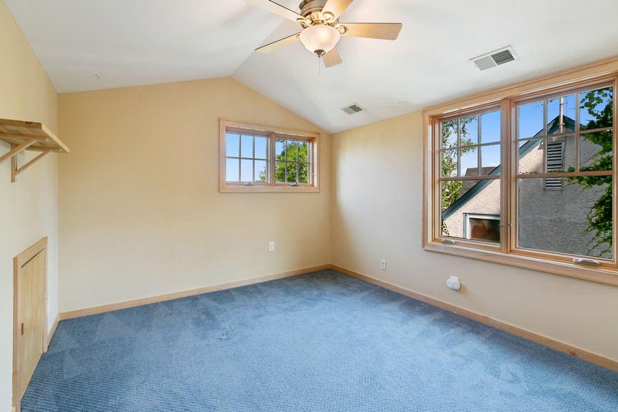 Real Estate Photography - 5333 Fremont Ave S, Minneapolis, MN, 55409 - Upper Level Bedroom #3
