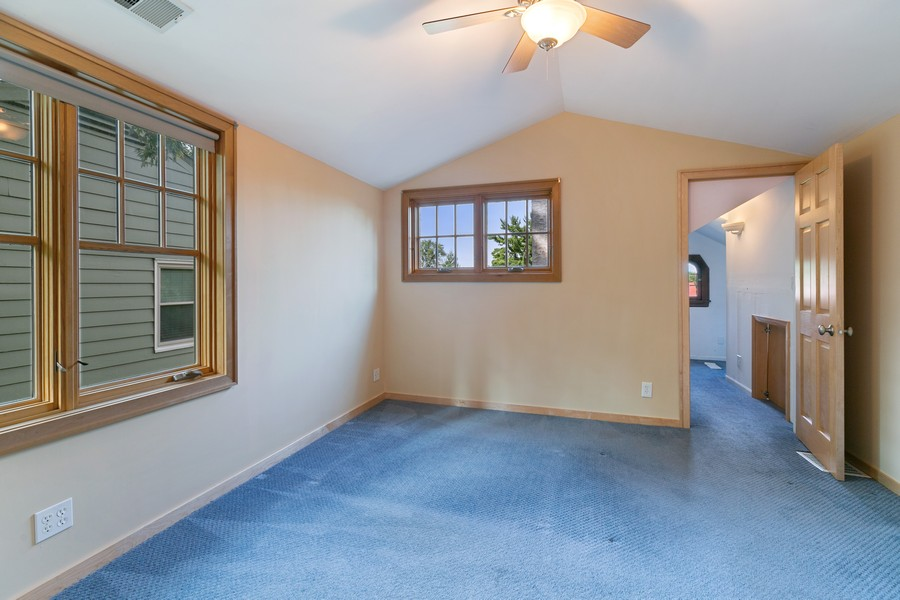 Real Estate Photography - 5333 Fremont Ave S, Minneapolis, MN, 55409 - Upper Level Bedroom #4 with Play Room