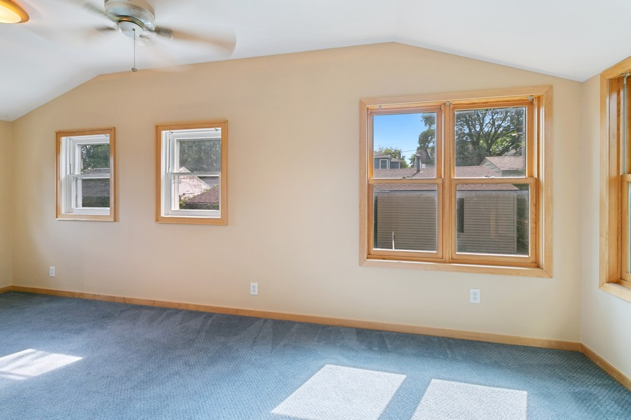 Real Estate Photography - 5333 Fremont Ave S, Minneapolis, MN, 55409 - Upper Level Loft/Play Room