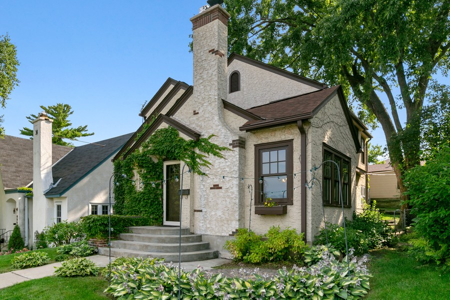Real Estate Photography - 5333 Fremont Ave S, Minneapolis, MN, 55409 - Front View