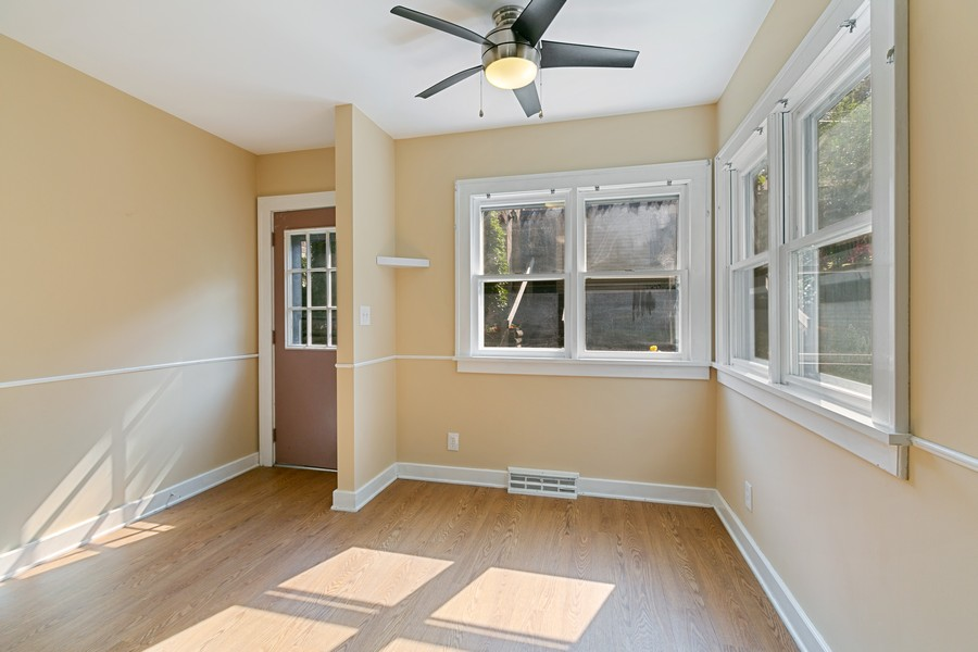 Real Estate Photography - 5333 Fremont Ave S, Minneapolis, MN, 55409 - Breakfast Nook