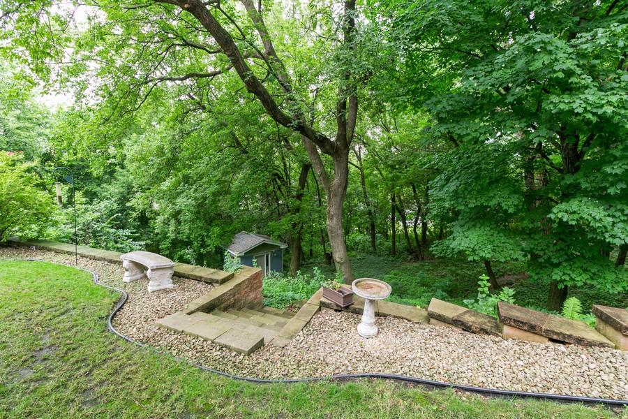 Real Estate Photography - 18978 Embry Ave, Farmington, MN, 55124 - Backyard