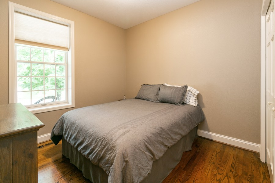 Real Estate Photography - 18978 Embry Ave, Farmington, MN, 55124 - Main Level Bedroom 3