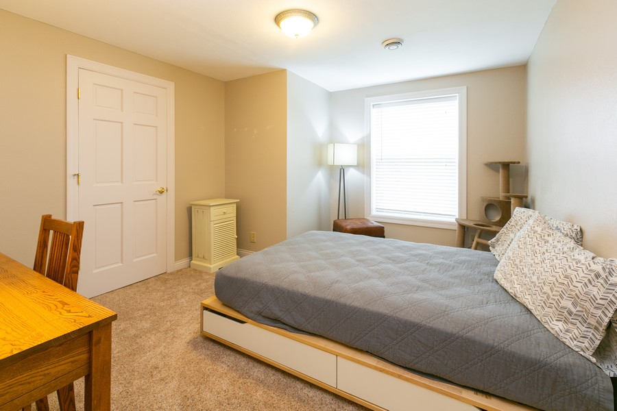 Real Estate Photography - 18978 Embry Ave, Farmington, MN, 55124 - Lower Level 4th Bedroom