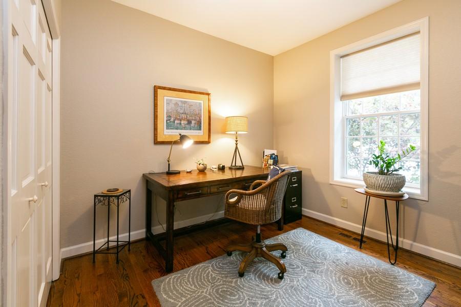 Real Estate Photography - 18978 Embry Ave, Farmington, MN, 55124 - Main Level Office / Bedroom 2
