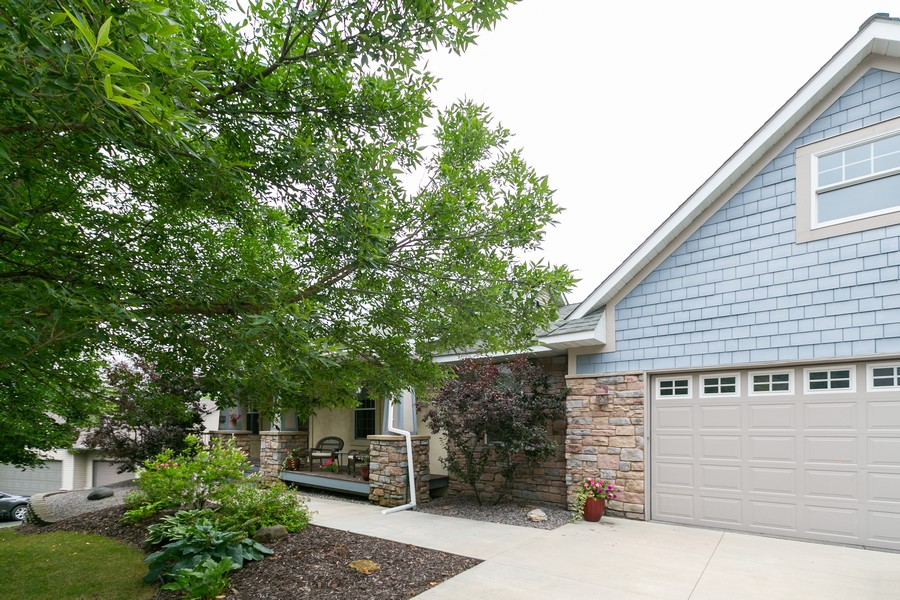 Real Estate Photography - 18978 Embry Ave, Farmington, MN, 55124 - Front View