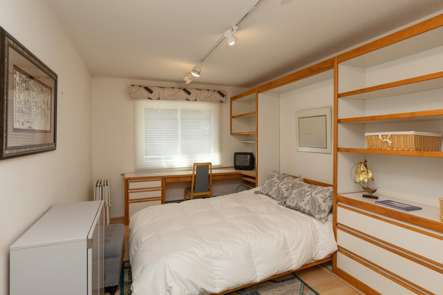Real Estate Photography - 205 Barry St, Unit 206, Wayzata, MN, 55391 - 2nd Bedroom
