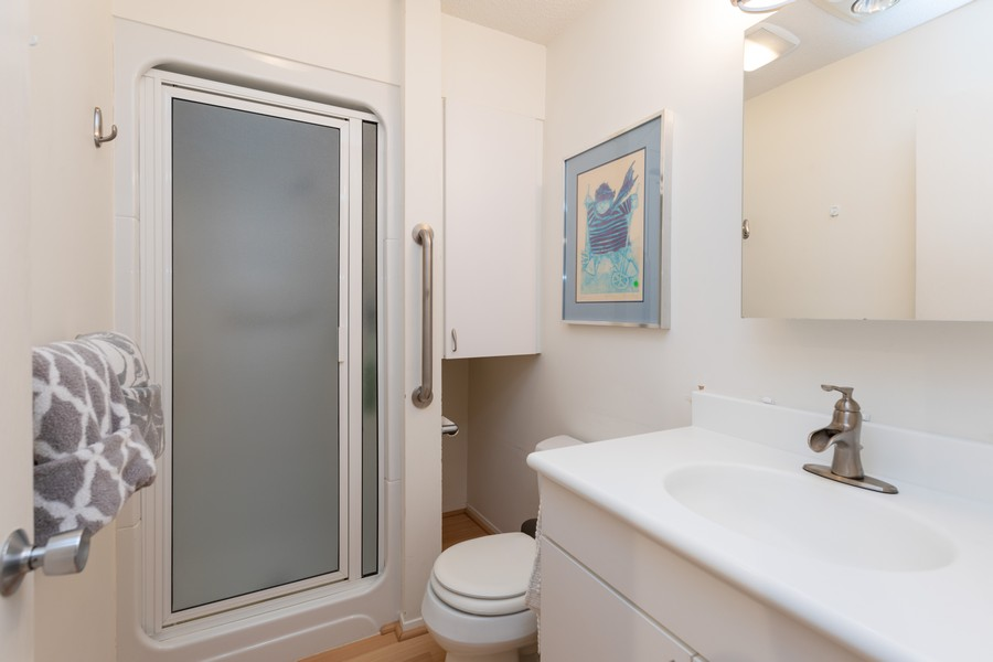 Real Estate Photography - 205 Barry St, Unit 206, Wayzata, MN, 55391 - Bathroom