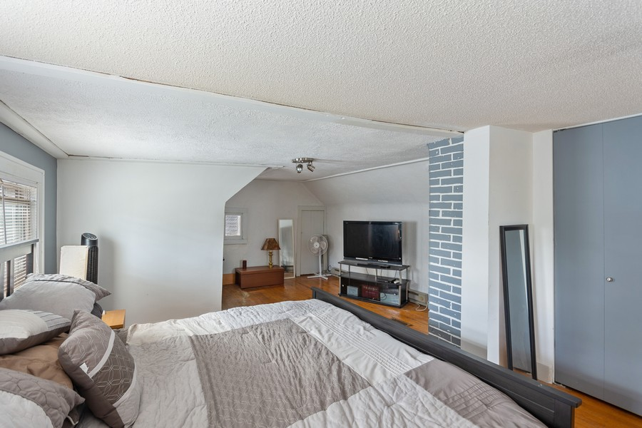 Real Estate Photography - 1350 Charles Ave, St. Paul, MN, 55104 - 2nd Bedroom