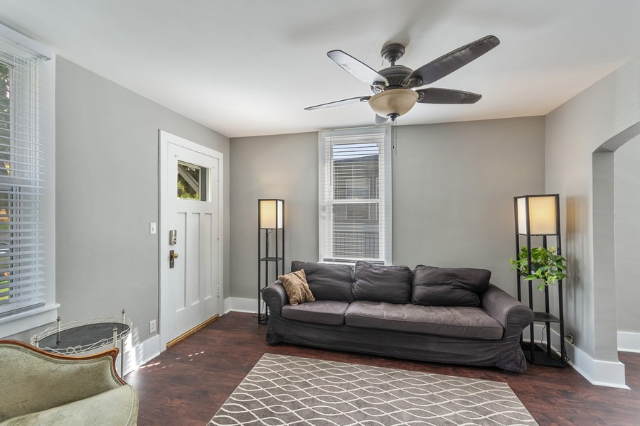 Real Estate Photography - 1350 Charles Ave, St. Paul, MN, 55104 - Living Room