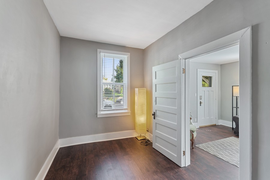 Real Estate Photography - 1350 Charles Ave, St. Paul, MN, 55104 - Bedroom