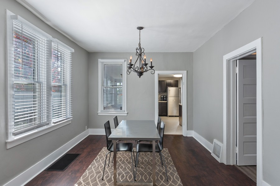 Real Estate Photography - 1350 Charles Ave, St. Paul, MN, 55104 - Dining Room