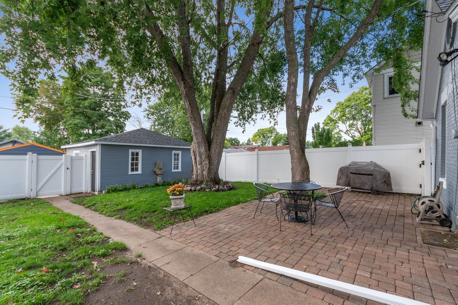 Real Estate Photography - 1350 Charles Ave, St. Paul, MN, 55104 - Back Yard