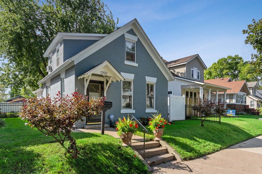 Real Estate Photography - 1350 Charles Ave, St. Paul, MN, 55104 - Front View