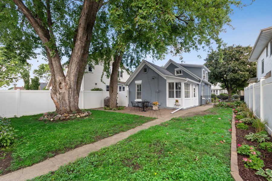 Real Estate Photography - 1350 Charles Ave, St. Paul, MN, 55104 - Rear View