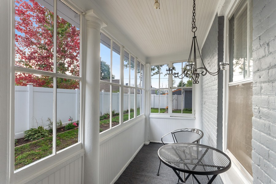 Real Estate Photography - 1350 Charles Ave, St. Paul, MN, 55104 - Porch