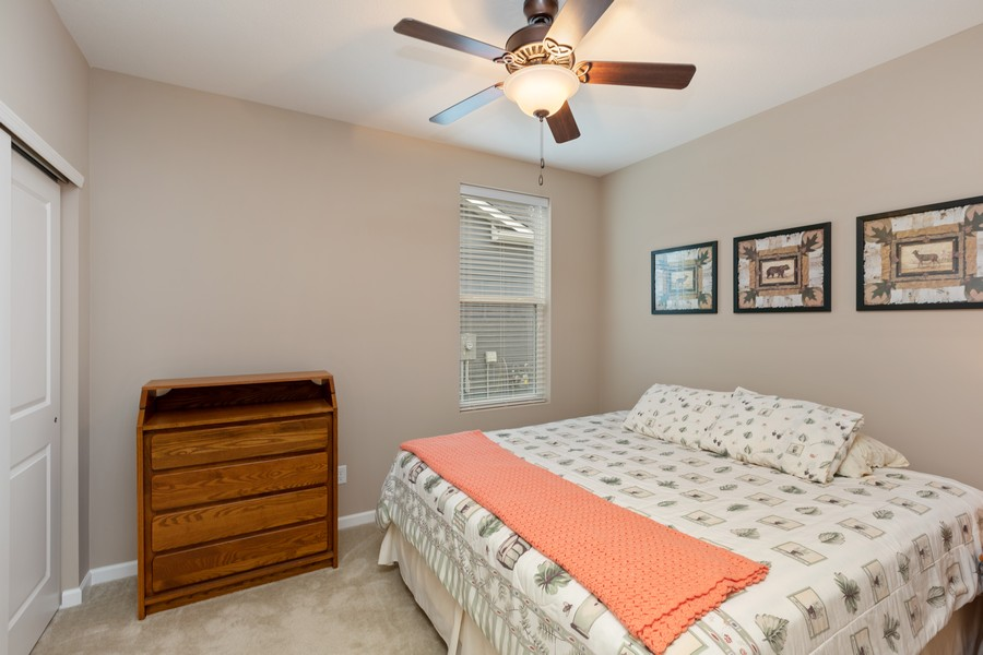 Real Estate Photography - 5620 Dallas Lane North, Plymouth, MN, 55446 - 2nd Bedroom