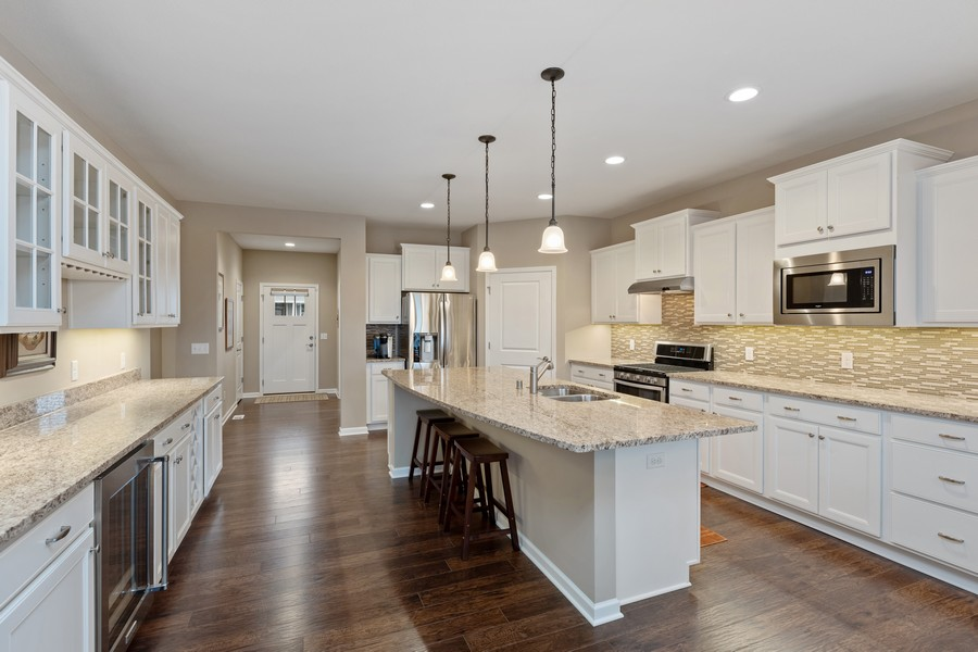 Real Estate Photography - 5620 Dallas Lane North, Plymouth, MN, 55446 - Kitchen