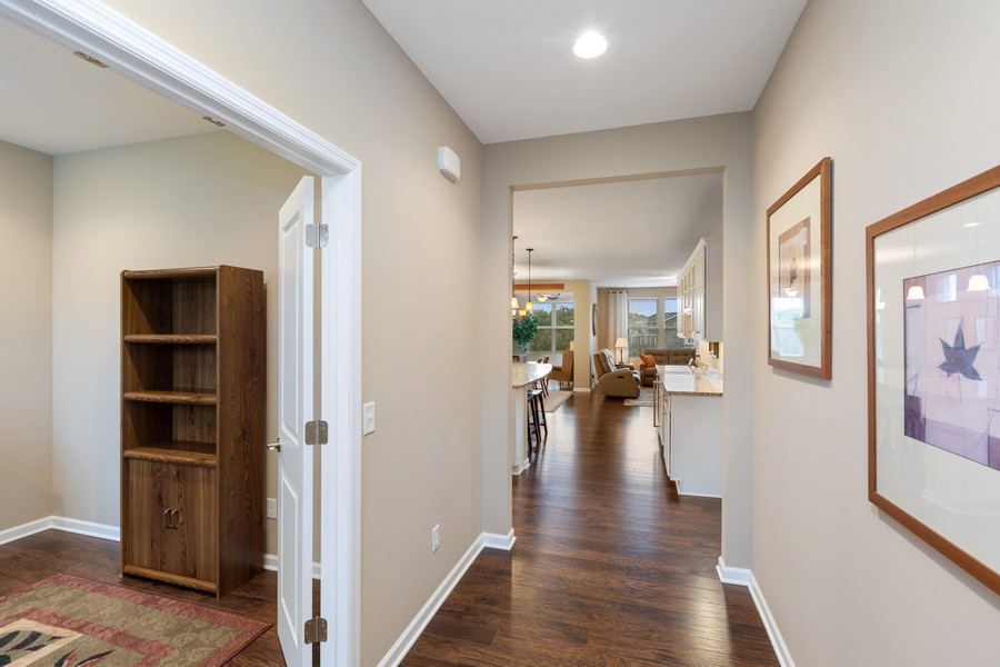 Real Estate Photography - 5620 Dallas Lane North, Plymouth, MN, 55446 - Entryway