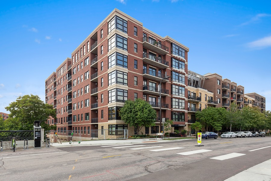 Real Estate Photography - 401 North 2nd Street, #701, Minneapolis, MN, 55401 - Front View