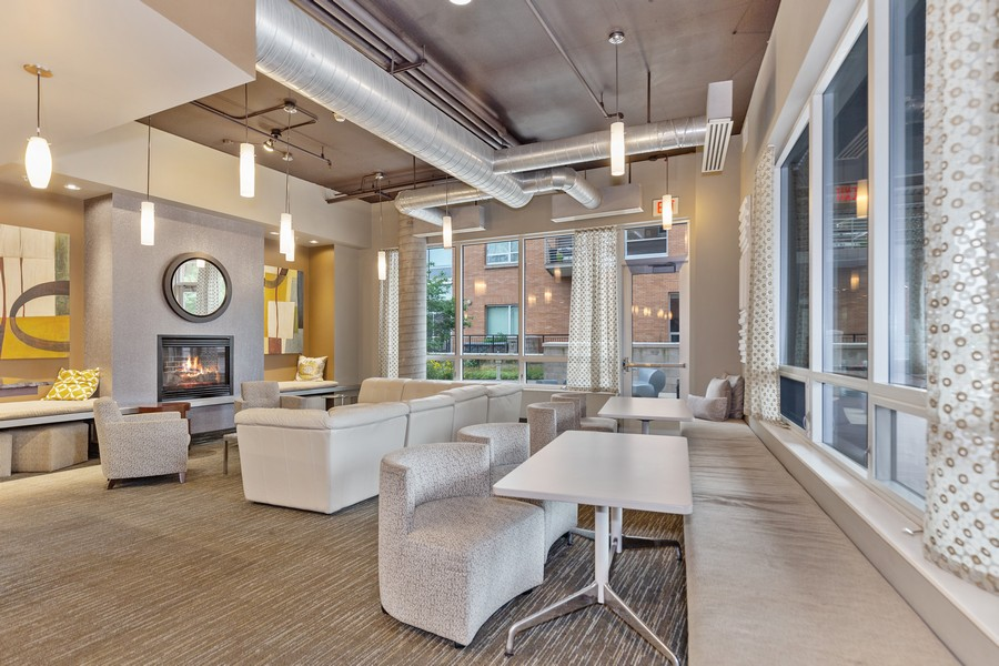 Real Estate Photography - 100 2nd Street NE #A350, Minneapolis, MN, 55413 - Conference Room