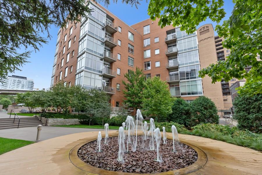 Real Estate Photography - 100 2nd Street NE #A350, Minneapolis, MN, 55413 - Rear View