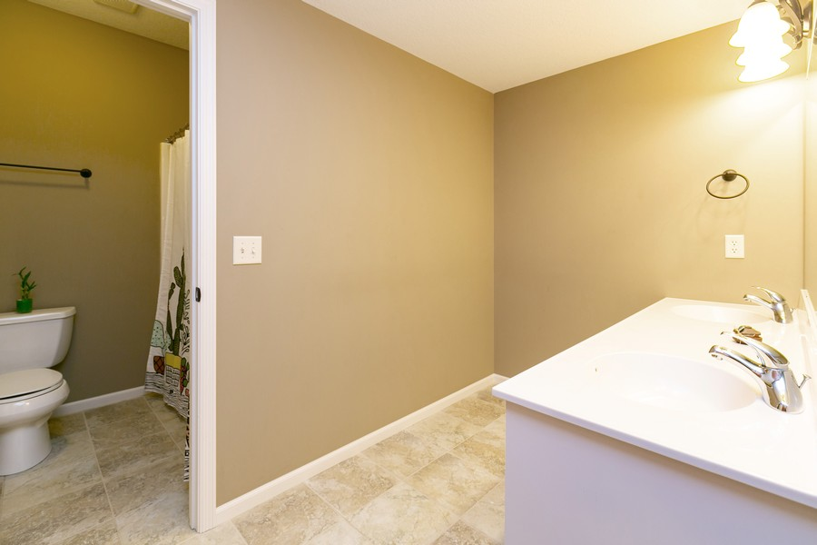 Real Estate Photography - 1040 10th st N, Hudson, WI, 54016 - 3rd Bathroom
