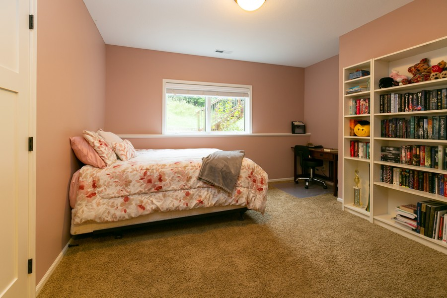 Real Estate Photography - 1040 10th st N, Hudson, WI, 54016 - 3rd Bedroom