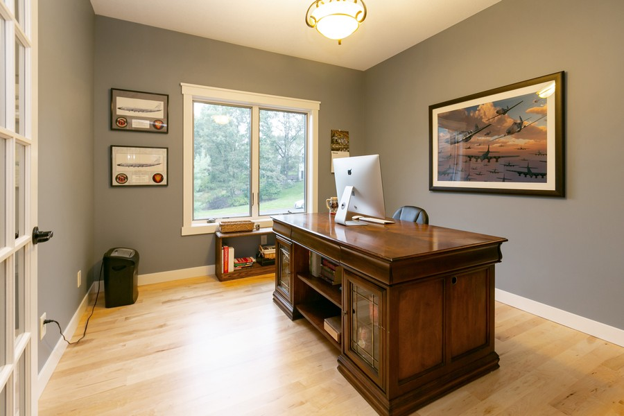 Real Estate Photography - 1040 10th st N, Hudson, WI, 54016 - Office