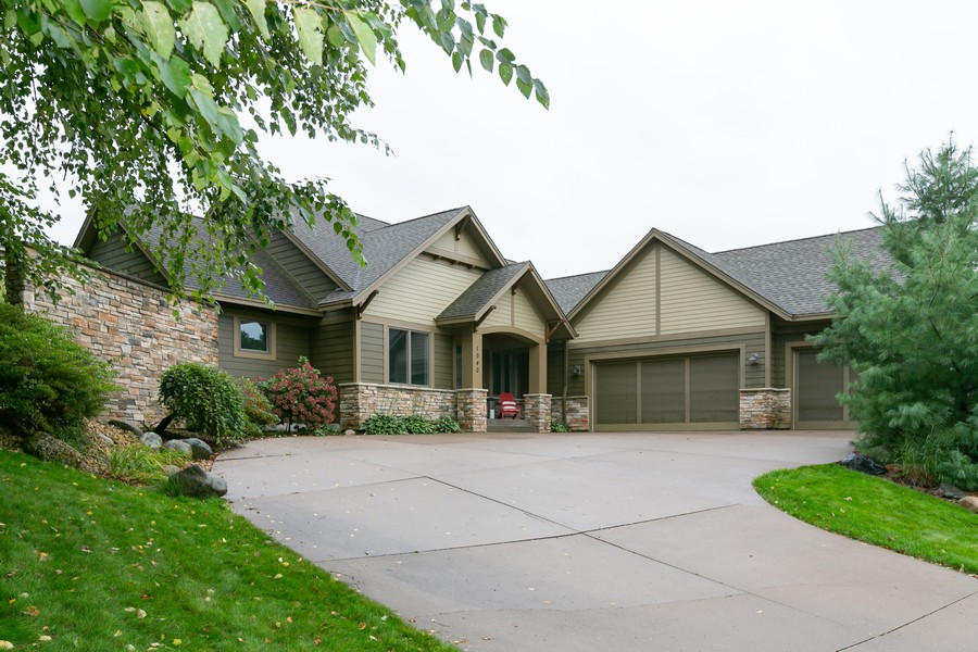 Real Estate Photography - 1040 10th st N, Hudson, WI, 54016 - Front View