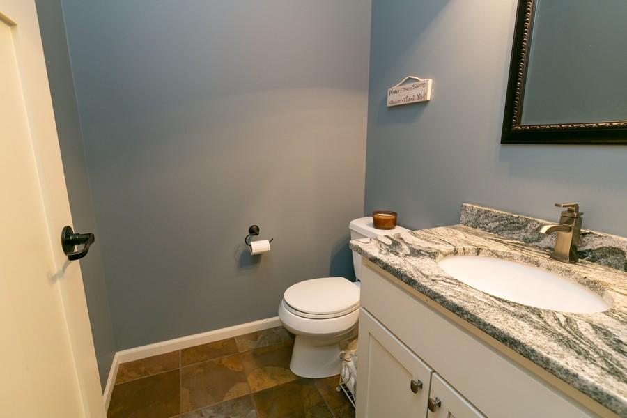 Real Estate Photography - 1040 10th st N, Hudson, WI, 54016 - Bathroom