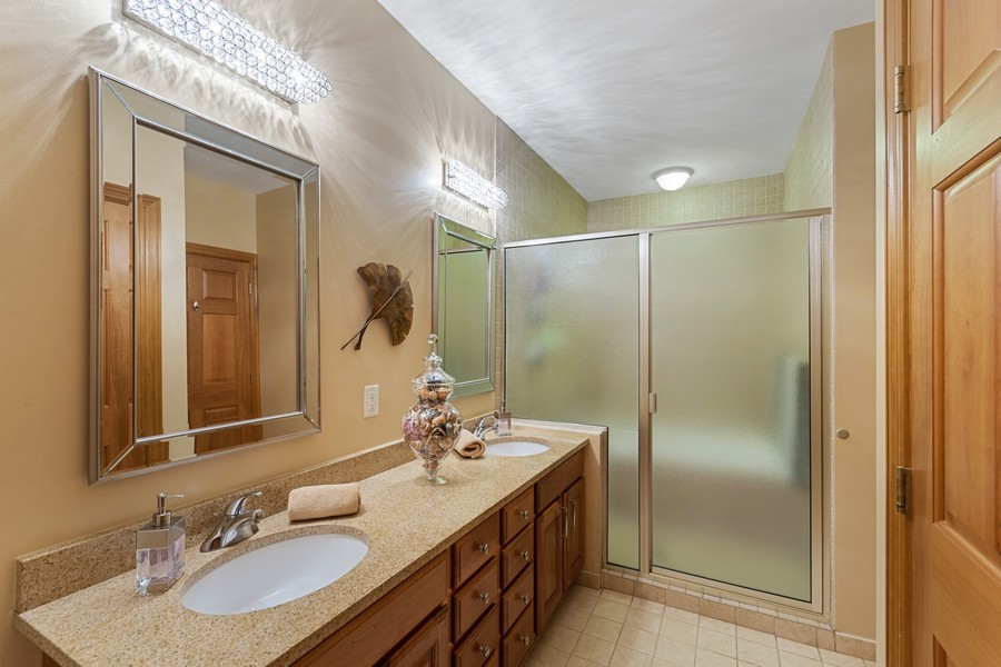 Real Estate Photography - 408 Parkers Lake Rd, Unit 201, Minnetonka, MN, 55391 - Bathroom