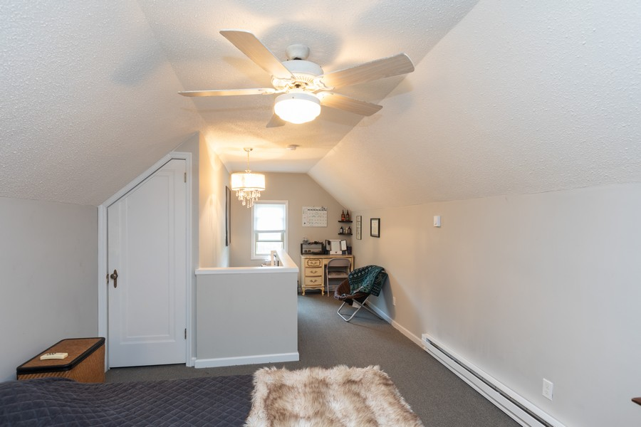 Real Estate Photography - 981 Oakdale Avenue, West Saint Paul, MN, 55118 - 3rd Bedroom